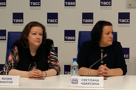 Hermitage Days in Yekaterinburg. Press Conference in TASS