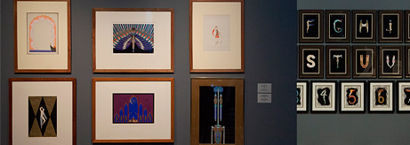 "Opening of the Exhibition ""Erté: an Art Deco Genius. Return to St Petersburg"""