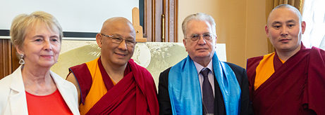 255th Anniversary of Official Recognition for Buddhism in Russia