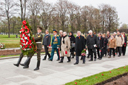 Delegation of the State Hermitage Staff Visited Piskaryovskoye Memorial Cemetery