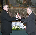 "Award Presentation of Commemorative Medals ""Celebrating the 1000th Anniversary of the Founding of Kazan"""