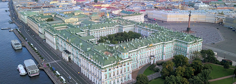 20 August 2020 is a day when children, students and large families can visit the Hermitage free of charge