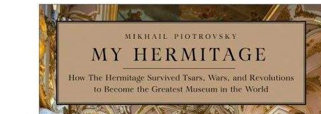 "Presentation of Mikhail Piotrovsky's book ""My Hermitage"" in New York"