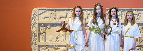 Days of Classical Antiquity festival