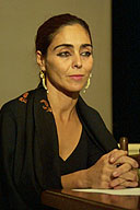 Meeting with Shirin Neshat