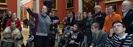 Special Event for Disabled Children