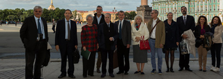 23rd Session of the State Hermitage's International Advisory Board