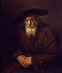Exhibition Honouring Rembrandt: Hermitage in Padua in the Padua City Museum, Italy